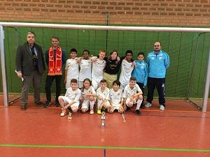 Foto Sieger D Mgladbach Jugend-Cup 1-15